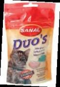 [Gato]Sanal Duo´s Pollo & Pavo
