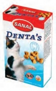 [Gato]Snack Sanal Denta´s