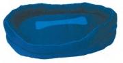 [Perro]Wuapu Cama Oval Azul T2