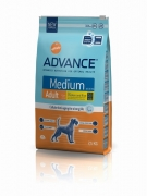 [Perro] ADVANCE Medium Adult Pollo y Arroz