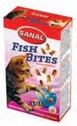 [Gato]Snack Sanal Fish Bites