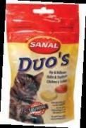 [Gato] Sanal Duo´s  Salmón & Trucha