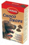 [Perro]Snacks Sanal Choco Drops