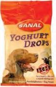 [Perro]Snacks Sanal Yoghurt Drops
